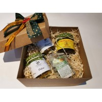 """scatola box regalo """"benessere"""""""