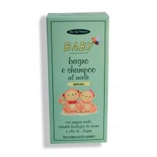 Baby Bagno e Shampoo delicato al miele