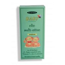 Baby olio multi-attivo emolliente