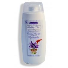 Crema corpo Shabby Chic Lavanda e Miele - 200 ml Emolliente, nutriente.
