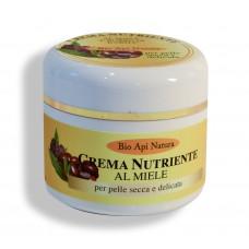 Crema viso nutriente al miele e burro karitè