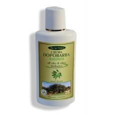 Dopobarba in crema all'olio di oliva biologico - 100 ml