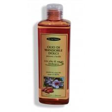 Olio mandorle dolci con olio di argan biologico – 250 ml