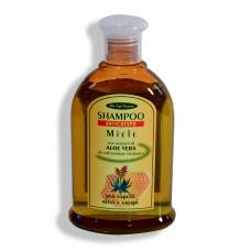 Shampoo anticrespo Miele e Aloe